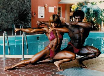 1986 Tony Pearson & Juliette Bergmann