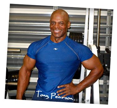 Tony Pearson, Las Vegas Personal Trainer
