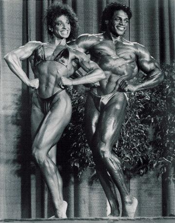 1985 Tony Pearson & Tina Plakinger