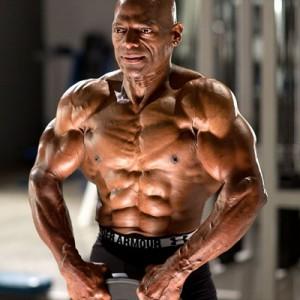 Tony Pearson Bodybuilder Champion